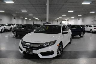 Used 2016 Honda Civic LX I REAR CAM I HEATED SEATS I POWER OPTIONS I BLUETOOTH for sale in Mississauga, ON