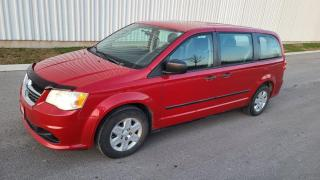 Used 2013 Dodge Grand Caravan 4DR WGN for sale in Mississauga, ON