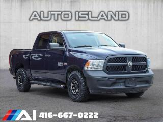 Used 2015 Dodge Ram 1500 CREW CAB**4X4**NEW ALL TERRAIN TIRES** for sale in North York, ON