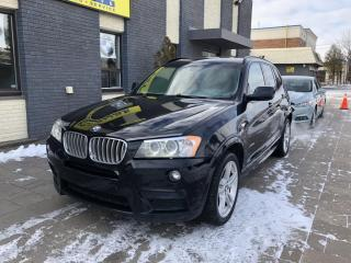 Used 2013 BMW X3 AWD 35i M PACKAGE for sale in Nobleton, ON