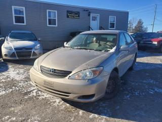 Used 2003 Toyota Camry LE for sale in Stittsville, ON