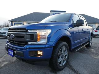 Used 2018 Ford F-150 XLT | Navigation | Heated Seats | Remote Start for sale in Essex, ON