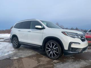 Used 2020 Honda Pilot Touring AWD for sale in Summerside, PE