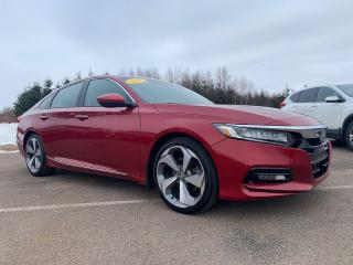 Used 2018 Honda Accord Touring for sale in Summerside, PE