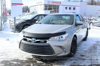 Used 2015 Toyota Camry HYBRID Berline LE 4 portes for sale in Shawinigan, QC