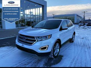 Used 2018 Ford Edge Titanium TI for sale in Victoriaville, QC