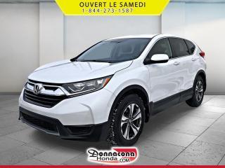 Used 2019 Honda CR-V LX * A VENDRE PRES DE QUEBEC* for sale in Donnacona, QC