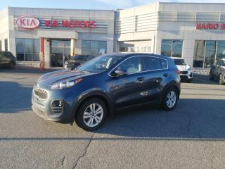 Used 2018 Kia Sportage LX  BANC CHAUFFANT **CAMERA DE RECUL*PNEU HIVER for sale in Mcmasterville, QC