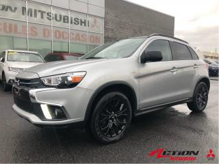 Used 2018 Mitsubishi RVR ÉDITION ANNIVERSAIRE 2.4L+AWC+TOIT+APPLE CARPLAY+ for sale in St-Hubert, QC
