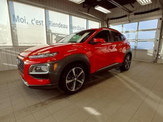 Used 2019 Hyundai KONA 1.6T Ultimate AWD for sale in Ste-Julie, QC