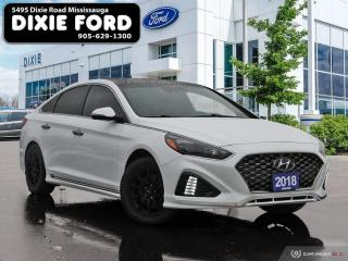 Used 2018 Hyundai Sonata SPORT for sale in Mississauga, ON