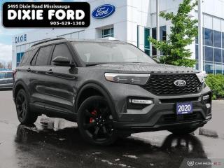 Used 2020 Ford Explorer ST for sale in Mississauga, ON