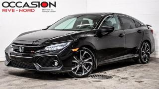 Used 2017 Honda Civic Si NAVI+TOIT.OUVRANT+CAM.RECUL for sale in Boisbriand, QC