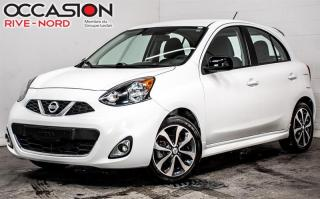 Used 2015 Nissan Micra SR MAGS+CAM.RECUl+BLUETOOTH for sale in Boisbriand, QC