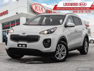 Used 2017 Kia Sportage AWD 4DR LX for sale in Oakville, ON