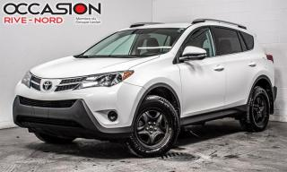 Used 2015 Toyota RAV4 LE SIEGES.CHAUFFANTS+BLUETOOTH+CAM.RECUL for sale in Boisbriand, QC