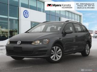 Used 2016 Volkswagen Golf Sportwagen 1.8 TSI Trendline for sale in Kanata, ON
