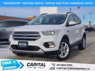 Used 2017 Ford Escape SE 4WD for sale in Winnipeg, MB