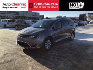 Used 2018 Chrysler Pacifica Touring L for sale in Saskatoon, SK