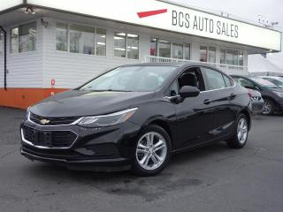 Used 2018 Chevrolet Cruze No Accidents, Bluetooth, Alloy Wheels, Sunroof for sale in Vancouver, BC