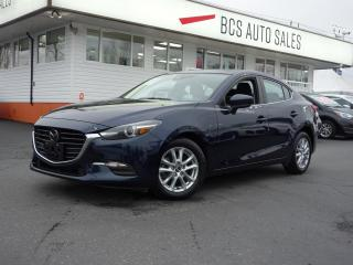 Used 2018 Mazda MAZDA3 SE Edition, Adaptive Cruise, Heads Up Display for sale in Vancouver, BC