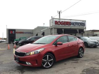 Used 2017 Kia Forte 2.99% Financing - EX - SUNROOF - HTD SEATS - REVERSE CAM for sale in Oakville, ON