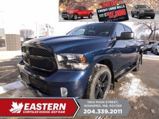 New 2021 RAM 1500 Classic Express | Remote Start | Backup Cam | Htd. Seats | for sale in Winnipeg, MB