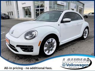 Used 2019 Volkswagen Beetle Wolfsburg Edition - Navigation for sale in PORT HOPE, ON
