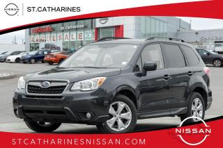 Used 2014 Subaru Forester 2.5i Convenience Package 2.5i Con Pack | AWD | Accident Free for sale in St. Catharines, ON