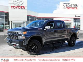 Used 2020 Chevrolet Silverado 1500 Silverado Custom Trail Boss Custom Trail Boss 1500 Off Road pkg. for sale in Ancaster, ON