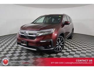 New 2021 Honda Pilot TOURING 8P for sale in Huntsville, ON