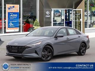 New 2021 Hyundai Elantra PREFERRED TECH for sale in Huntsville, ON