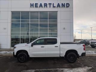 Used 2019 Chevrolet Silverado 1500 LT Trail Boss BACK UP CAMERA | HEATED STEERING WHEEL & SEATS | | DUAL EXHAUST | REMOTE START-USED EDMONTON CHEVROL for sale in Fort Saskatchewan, AB