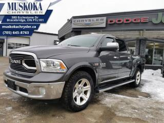 Used 2016 RAM 1500 Limited for sale in Bracebridge, ON