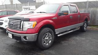 Used 2010 Ford F-150 XLT for sale in Welland, ON