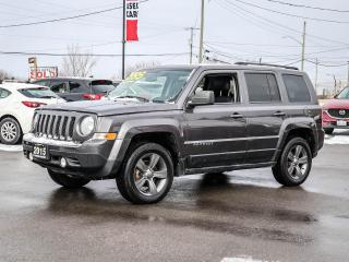 Used 2015 Jeep Patriot Sport/North Jeep Patriot High Altitude Edition for sale in Hamilton, ON