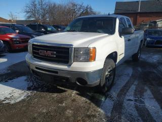 Used 2009 GMC Sierra 1500 4WD Ext Cab 143.5