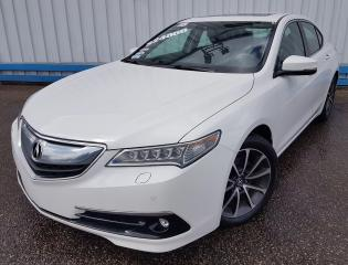 Used 2015 Acura TLX Elite Pkg AWD *NAVIGATION* for sale in Kitchener, ON
