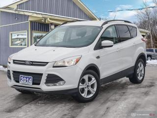 Used 2014 Ford Escape SE,NAVI,R/ CAM,H/SEATS,B.TOOTH for sale in Orillia, ON