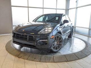 New 2021 Porsche Macan GTS for sale in Edmonton, AB