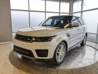 New 2021 Land Rover Range Rover Sport SE for sale in Edmonton, AB