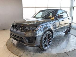 New 2021 Land Rover Range Rover Sport 2021 HST! 400HP for sale in Edmonton, AB