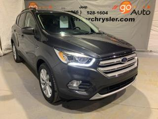 Used 2019 Ford Escape SEL for sale in Peace River, AB