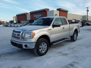 Used 2012 Ford F-150 Lariat 4x4 Extended Cab Pickup 144.5 in. WB for sale in Steinbach, MB