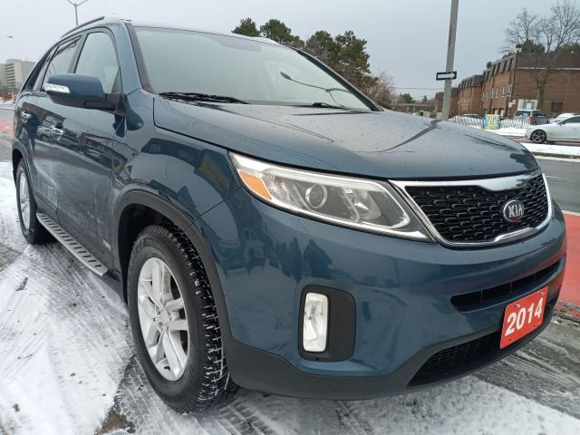 2014 Kia Sorento LX-EXTRA CLEAN-ECO-4X4-BLUETOOTH-AUX-USB-ALLOYS