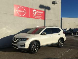Used 2018 Nissan Rogue SL/ AWD / CERTIFIED PRE-OWNED / Reserve Interior / LOADED for sale in Edmonton, AB