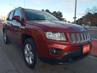 Used 2015 Jeep Compass NORTH-EXTRA CLEAN-4WD-173K-AUX-ALLOYS-MUST SEE!!! for sale in Scarborough, ON