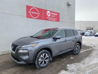 New 2021 Nissan Rogue SV/PRO PILOT/PANO ROOF/ REMOTE START / DEMO for sale in Edmonton, AB