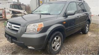 Used 2007 Honda Pilot EX-L for sale in Tilbury, ON