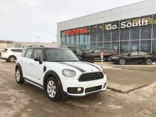Used 2018 MINI Cooper Countryman ALL4, AWD, LEATHER, NAVIGATION for sale in Edmonton, AB